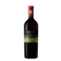 长城 218/瓶 长城金钻黑标精品解百纳干红葡萄酒 750Ml
