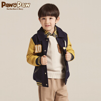 Pawinpaw宝英宝卡通小熊童装冬款男童外套