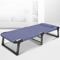 新款午休床折叠床办公室午睡床陪护床家用隐形床单人成人躺椅