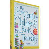 英文原版绘本0 3 6岁 大合集 Children's Book Treasury 兰登20世纪儿童文学宝藏 44合1 晚安月亮 猜猜我有多爱你 野兽出没的地方