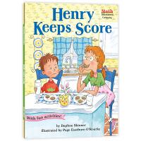 数学帮帮忙:小记分员亨利 Math Matters: Henry Keeps Score