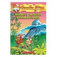 英文原版 老鼠记者41-无敌乞力马扎罗 Geronimo Stilton #41:Mighty Mount Kilim