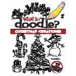 【预订】What to Doodle? Christmas Creations!