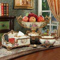 酒柜装饰品美式套装家居摆设欧式树脂创意复古工艺品客厅茶几摆件