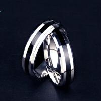 霸气男士戒指 时尚韩版钛钢指环个性潮男生饰品戒子配饰情侣戒指