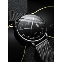 手表男机械表简约男士手表