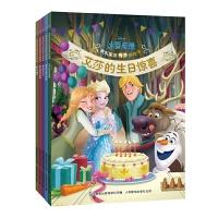 冰雪奇缘欢乐家庭有声新故事(5册)