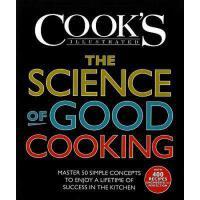 【预订】The Science of Good Cooking: Master 50 Simple
