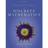 英文原版Essentials Of Discrete Mathematics离散数学精要