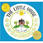 The Little House 70th anniversary edition with CD 小房子 70周年纪念版(附CD)ISBN 9780547790442