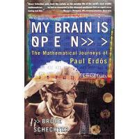【预订】My Brain Is Open: The Mathematical Journeys of Paul