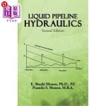 【中商海外直订】Liquid Pipeline Hydraulics: Second Edition