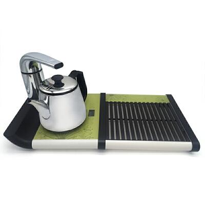 Royalstar/荣事达 GM10P自动上水电热水壶家用304不锈钢自动断电 304不锈钢壶体 智能平板触摸 自动加水