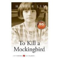 英文原版 To Kill a Mockingbird 杀死一只知更鸟【平装】