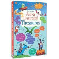 插图同义同类词词典 原版英文 Illustrated Thesaurus 儿童英英词典工具书 7-13岁 正版进口 U