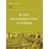 特大城市批发市场的物流空间格局及其形成机制(交通地理与空间规划研究丛书)