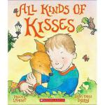 【预订】All Kinds of Kisses