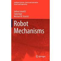 【预订】Robot Mechanisms
