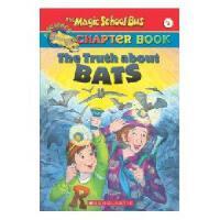 英文原版The Magic School Bus A Science Chapter Book The Truth Ab