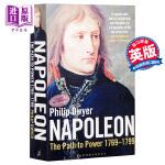【中商原版】拿破仑传 卷一:权利之路 英文原版 Napoleon: The Path to Power 1769 -