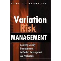 【预订】Variation Risk Management: Focusing Quality