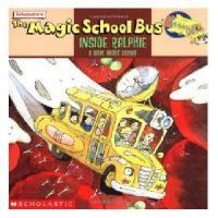 英文原版儿童书 The Magic School Bus Inside Ralphie: A Book about G