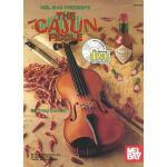 【预订】The Cajun Fiddle [With CD]