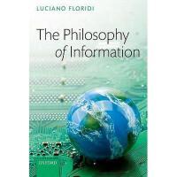 【预订】The Philosophy of Information Y9780199232383