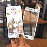 华为畅享6s手机壳女款畅享6全包防摔畅想6个性创意al00卡通可爱潮