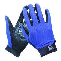 户外登山手套 全指防滑手套 运动透气防晒 夏季网眼胶粒