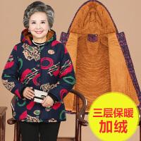 妈妈冬装短款棉衣外套中年女士30岁40棉袄中老年女装时髦衣服