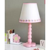 创意床头灯儿童房卧室花瓣女孩装饰可爱台灯欧式客厅灯具
