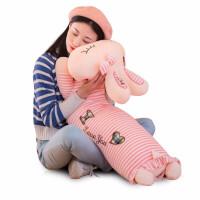 【生日礼物】兔子毛绒玩具抱枕公仔大号长条睡觉抱枕布娃娃玩偶情人节礼物