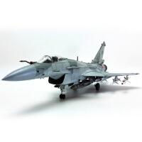 拼装军事飞机模型02848仿真1/48J-10B歼十B战斗机航模 (需要自己拼装)