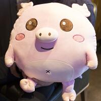 可爱抱抱猪毛绒玩具女生可爱抱着睡觉得布娃娃玩具抱枕猪儿童节