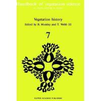 【预订】Vegetation History
