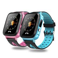 天健 智能定位儿童电话手表防水学生手机多功能男孩女孩手环Q018