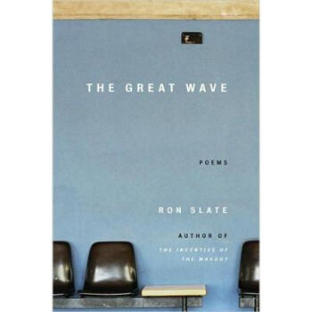 【正版直发】The Great Wave Ron Slate 9780547232744 Houghton Mifflin Harcourt