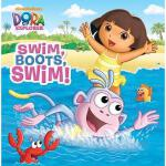 【预订】Swim, Boots, Swim! (Dora the Explorer)