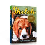 【发顺丰】英文原版纽伯瑞金奖小说 Shiloh 喜乐与我 全英文儿童文学 提升阅读水平 爱心灵历程成长 学生课后读物