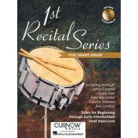 【预订】1st Recital Series for Snare Drum: Solos for