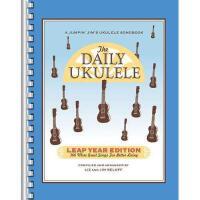 【预订】The Daily Ukulele: Leap Year Edition: 366 More Great