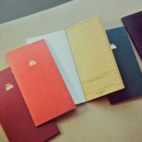 台湾KEEP A NOTEBOOK TN标准版内芯旅行者手账本笔记本子配件内页