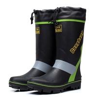 春夏季雨鞋男高筒防滑橡胶鞋防水鞋成人胶鞋长筒水靴钓鱼时尚雨靴