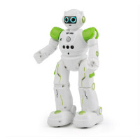 机器人玩具男孩儿童遥控机械战警智能对话充电动跳舞3-6周岁7