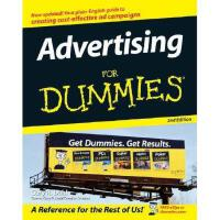 【预订】Advertising For Dummies, 2Nd Edition