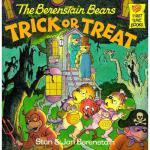 【预订】The Berenstain Bears Trick or Treat