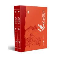 正版-FLY-三国演义(套装共2册) 罗贯中 9787507549157 华文出版社 正品 知礼图书专营店