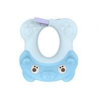 小孩子洗头帽 宝宝洗头帽小孩子儿童洗发帽防水护耳神器硅胶婴儿洗澡浴帽可调节 可调节