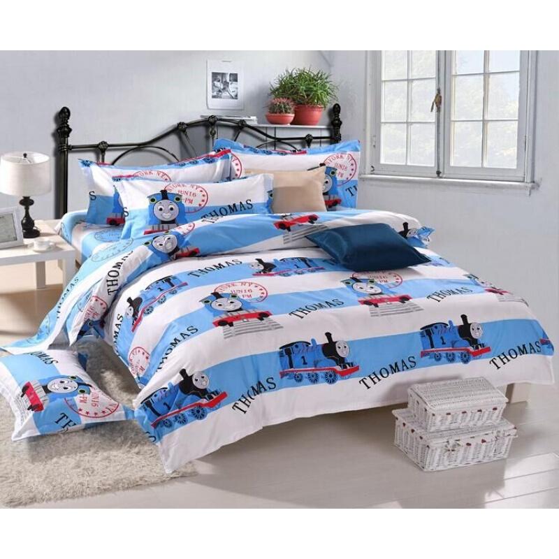 儿童卡通棉床上用品三四件套翻斗车床单床笠上下床可定做 发货周期:一般在付款后2-90天左右发货,具体发货时间请以与客服协商的时间为准